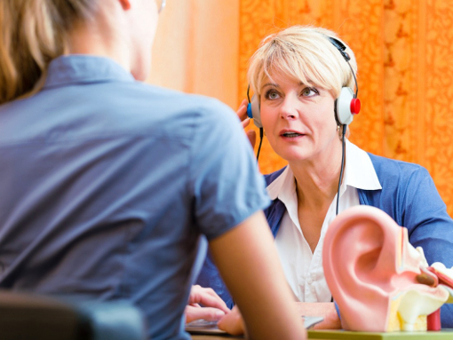 Тест на слуха